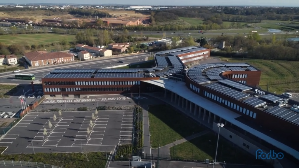 Forbo Flooring Systems – Lycée Nelson Mandela – Pibrac