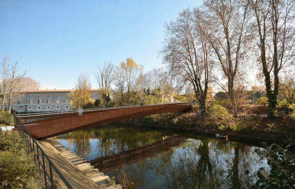 Retour sur l'île du Ramier, le futur parc urbain de Toulouse