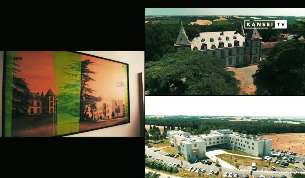 La nouvelle clinique psychiatrique d'Aufréry allie fonctionnalité, bienveillance et modernité