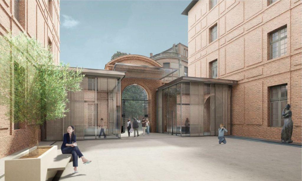 Réouverture du musée Ingres Bourdelle de Montauban