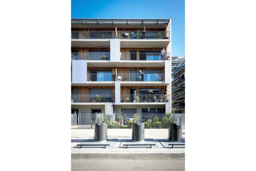 Abricoop, mention prix architecture Occitanie 2019, Kansei