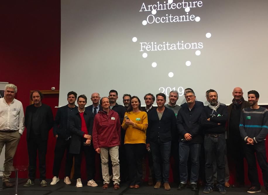 Le palmarès du Prix Architecture Occitanie 2019 dévoilé