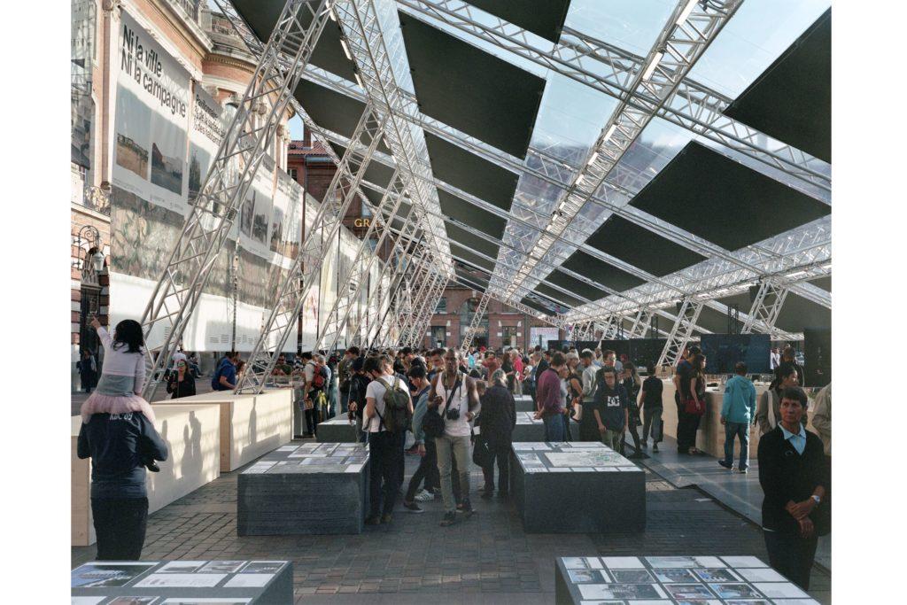 pavillon Toulouse 2030, mention prix architecture Occitanie 2019, Kansei