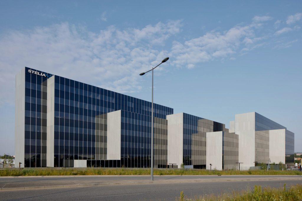 bureaux STELIA Aerospace, prix du jury architecture Occitanie, Kansei