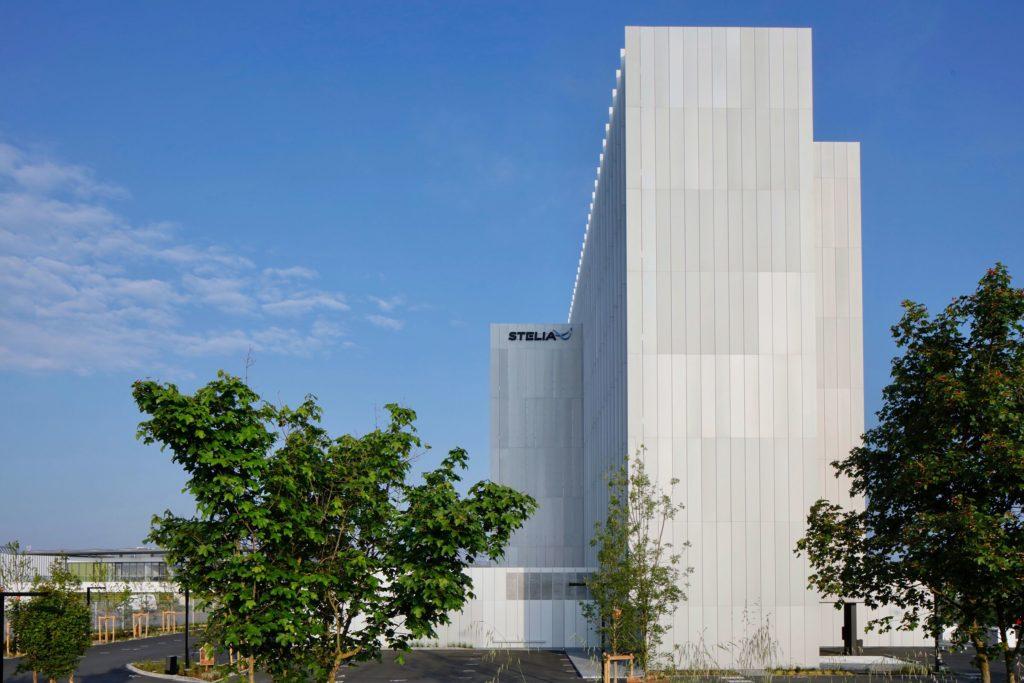 Bureaux STELIA Aerospace, prix du jury architecture Occitanie 2019, Kansei