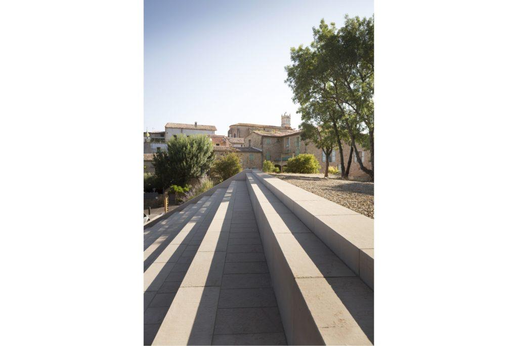 théâtre de plein air Liausson, mention prix architecture Occitanie 2019, Kansei