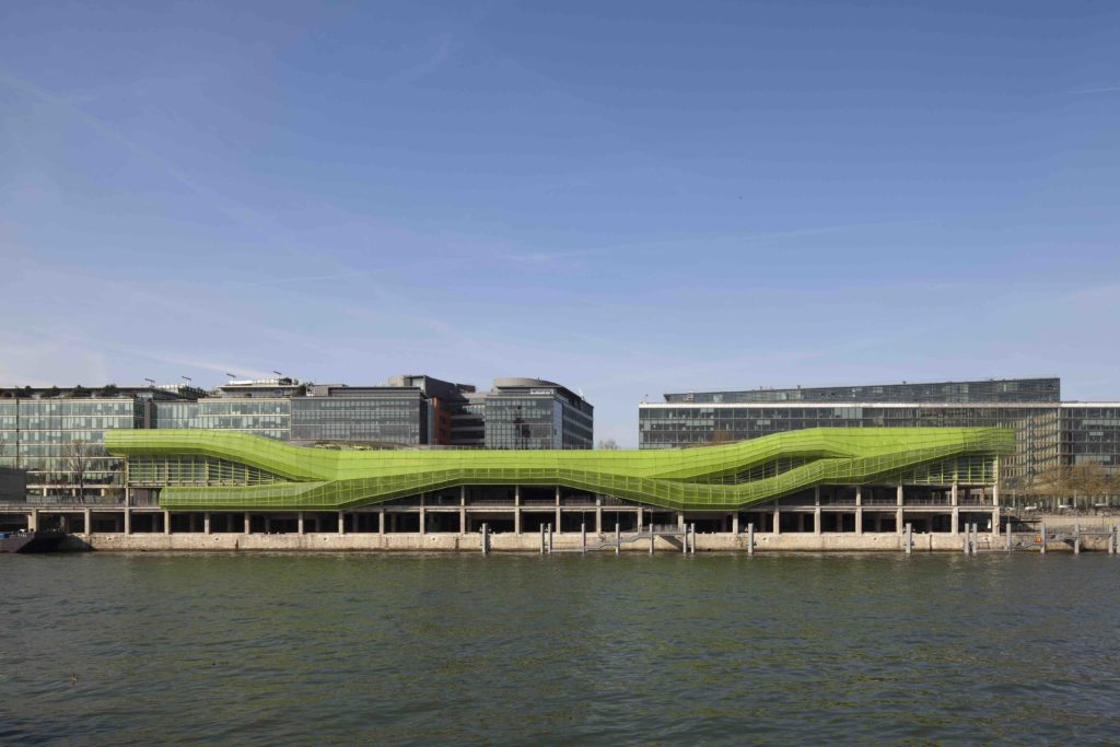 Cité de la mode et du design, Dominique Jakob, Prix femme architecte 2019, Kansei TV