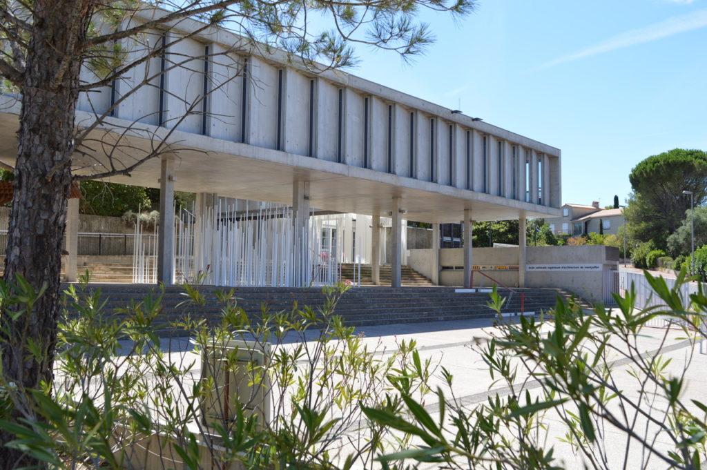 Un nouveau MS Architecture et patrimoine contemporain à l'ENSAM – Montpellier