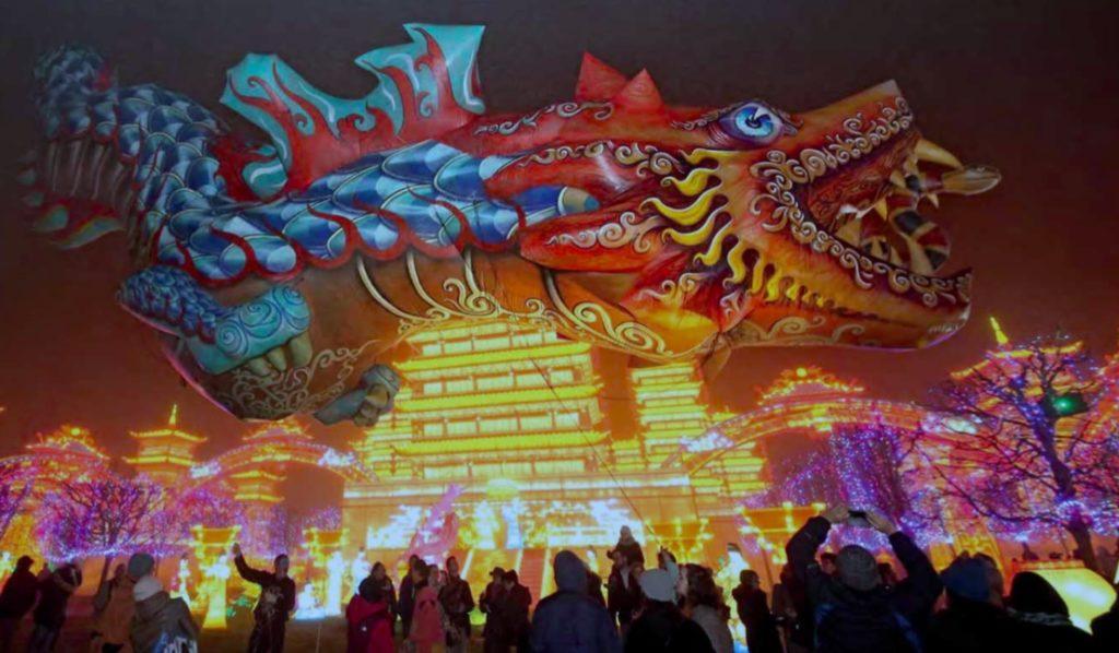 Festival des lanternes 2019, Kansei TV