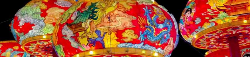 Le troisième Festival des lanternes illumine Gaillac