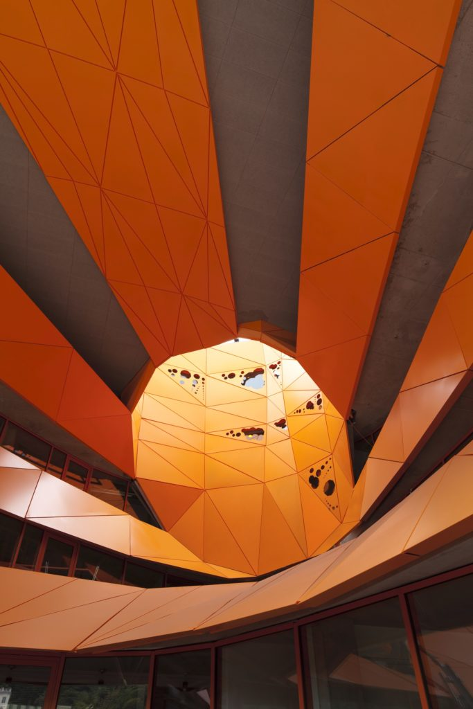 Cube Orange, Dominique Jakob, Prix femme architecte 2019, Kansei TV