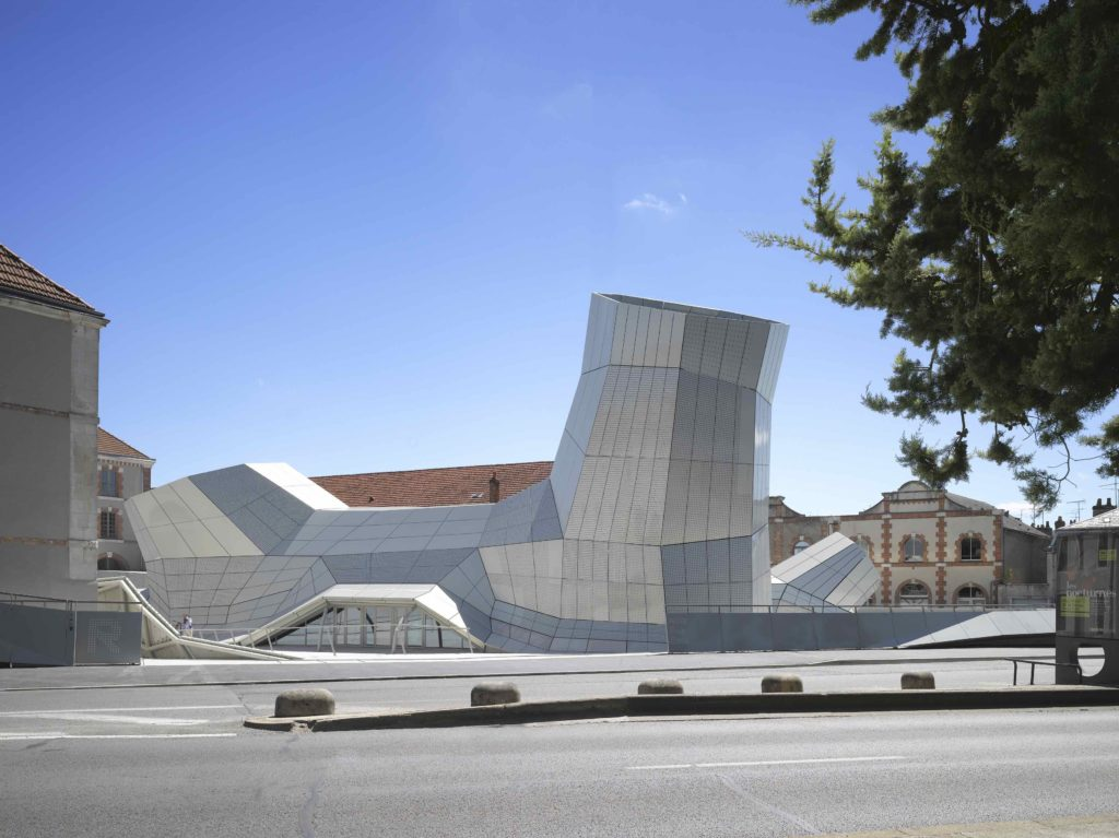 Frac Centre Orléans, Dominique Jakob, Prix femme architecte 2019, Kansei TV