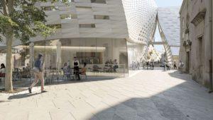 L'agence Chabanne retenue pour le futur Palais des Congrès de Nîmes