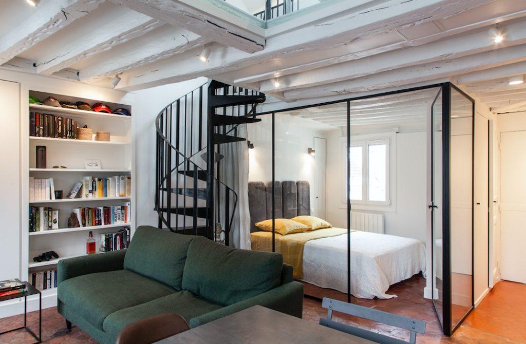 Prix du jury mention Appartement Architectures A Vivre 2019, Kansei TV