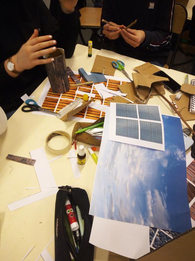 Atelier pédagogique enfants de la MAOP, Kansei TV