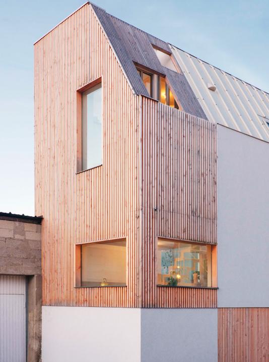 Maison Mille Plateaux, Prix du jury mention Maison neuve 2019 Architectures A Vivre, Kansei TV