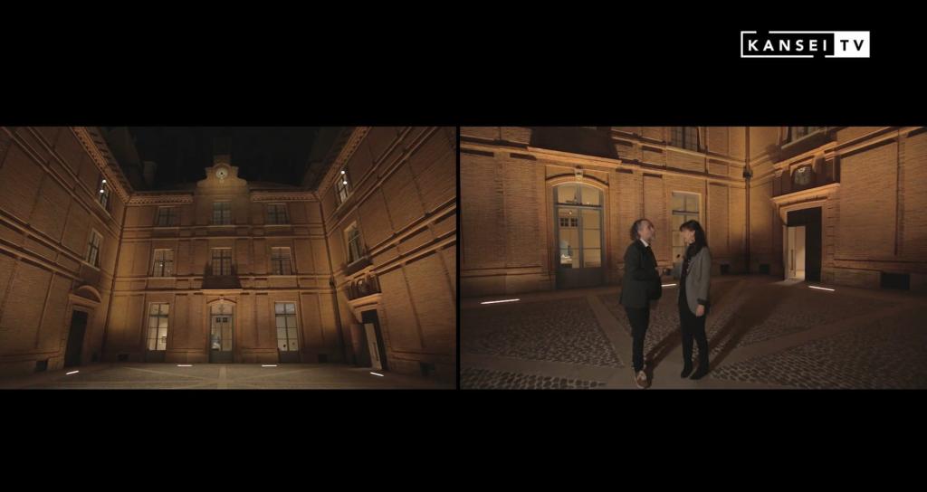 Balade nocturne au cœur du musée Ingres Bourdelle