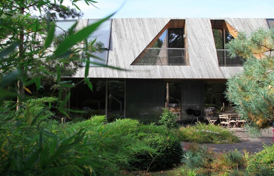 1er prix habiter une maison prix national de la construction bois, Kansei TV