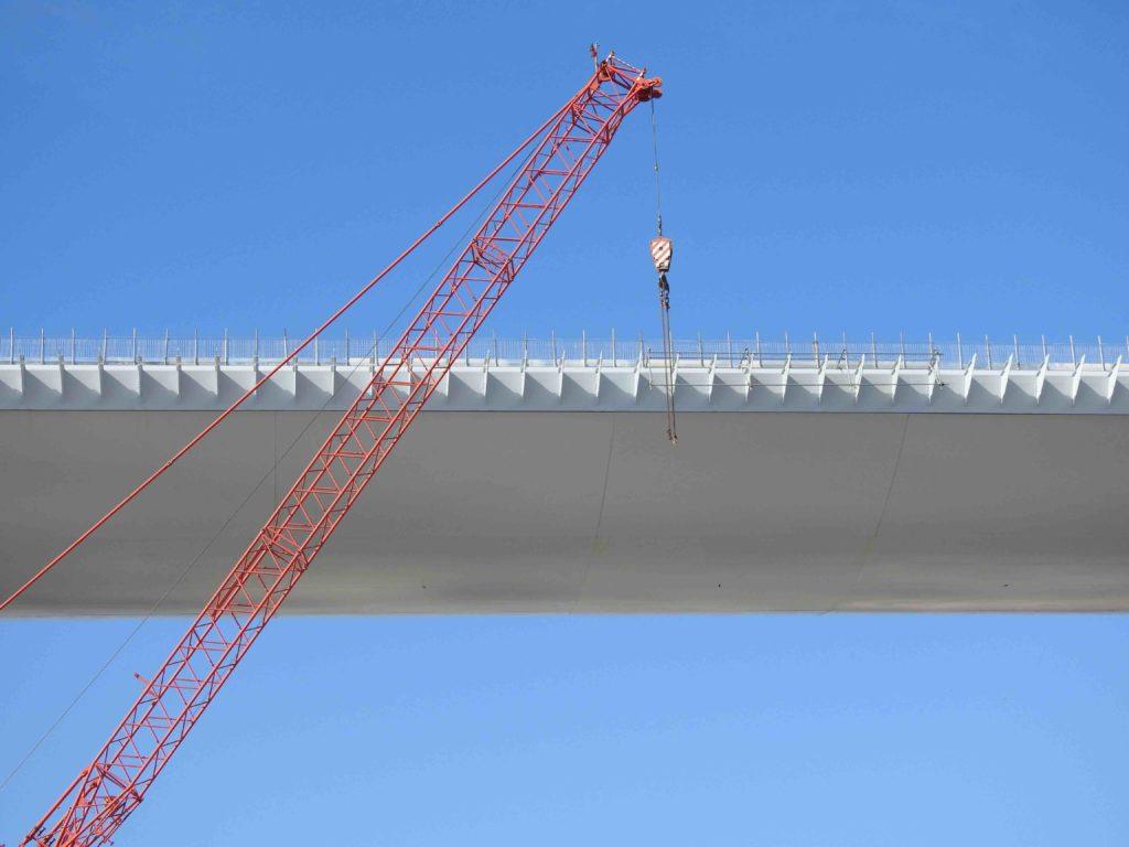 Nouveau pont de Gênes achevé en 2020, Kansei TV