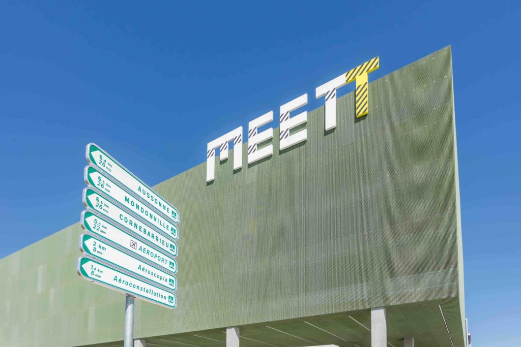 Le MEETT inauguré, la Foire de Toulouse annulée