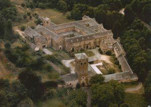 Naissance d'un prix : l'abbaye de Bonnecombe en Aveyron récompensée