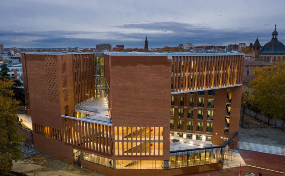La Toulouse School of Economics (TSE), Equerre d'argent 2020, Kansei TV