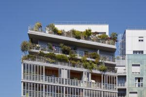Immeuble de logements Rive de Seine, Kansei TV