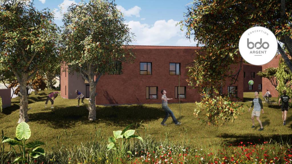 Éco-campus de La Raque : Seuil Architecture obtient le label BDO