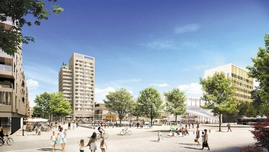 Les grands chantiers de Toulouse en 2021 2e partie