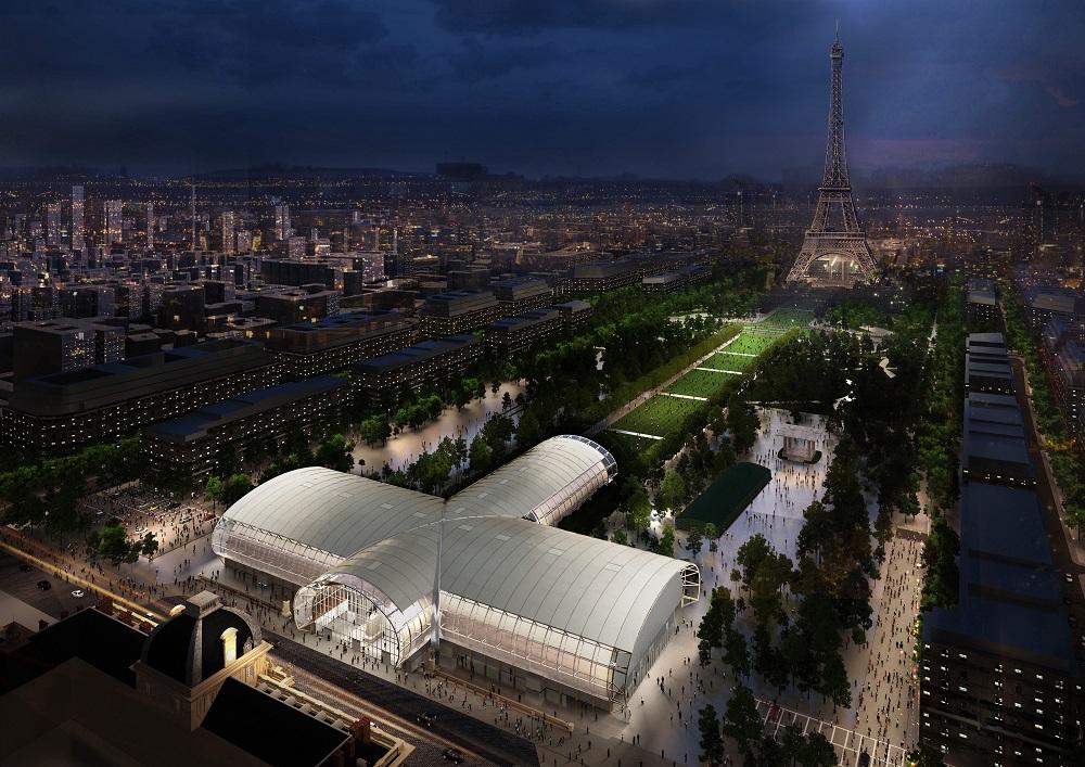Le Grand Palais Ephémère, Kansei TV