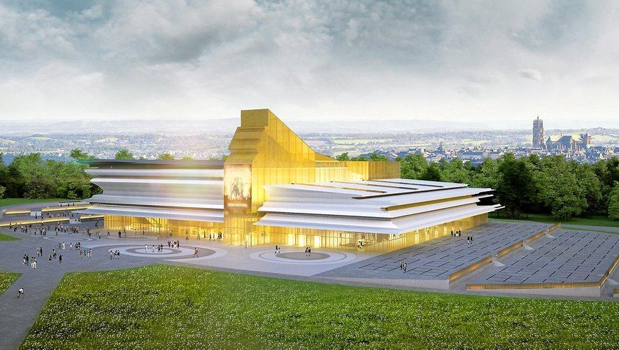Futur Parc des expositions de Rodez : un projet monumental