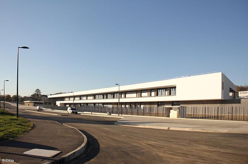Espagno Milani livre le premier collège «BEPOS» de Haute-Garonne