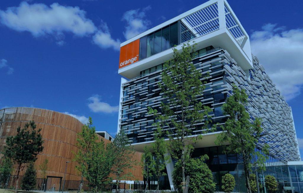 Le nouveau Campus Orange à Balma, à l'est de Toulouse, Kansei TV