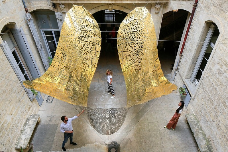 Le Papillon d'or, Prix du public du Festival des Architectures Vives 2019 , Kansei TV