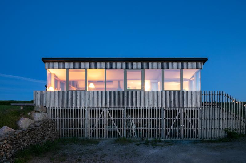 Prix de la construction bois 2021, catégorie maison individuelle, Kansei TV