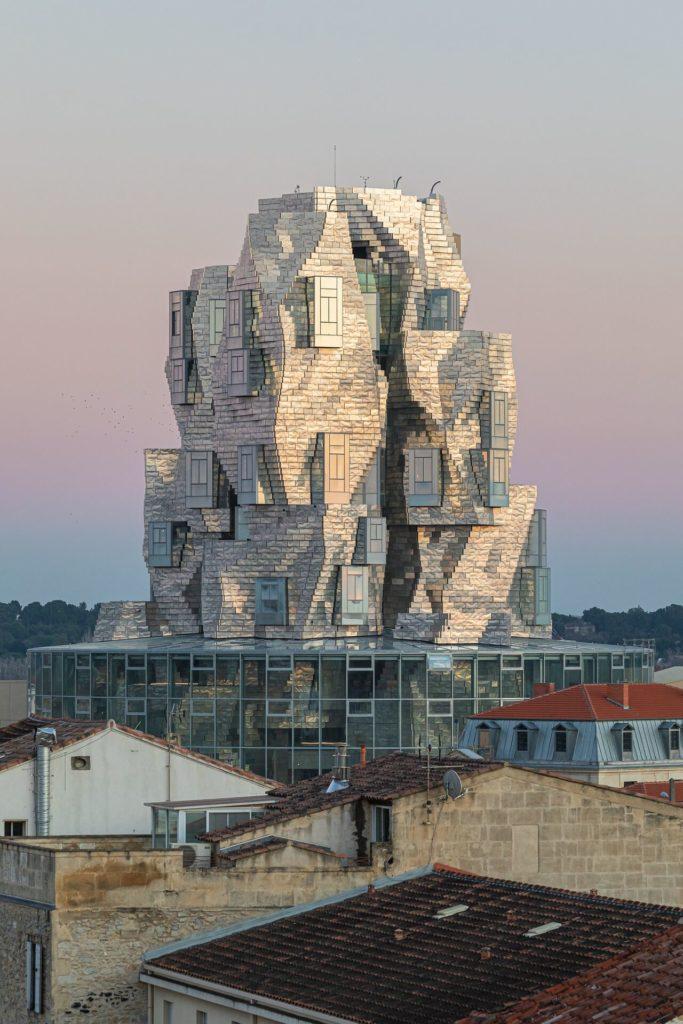 Arles : la Fondation Luma a ouvert ses portes